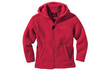 Jack Wolfskin Kids Khumbu Jacket red cherry